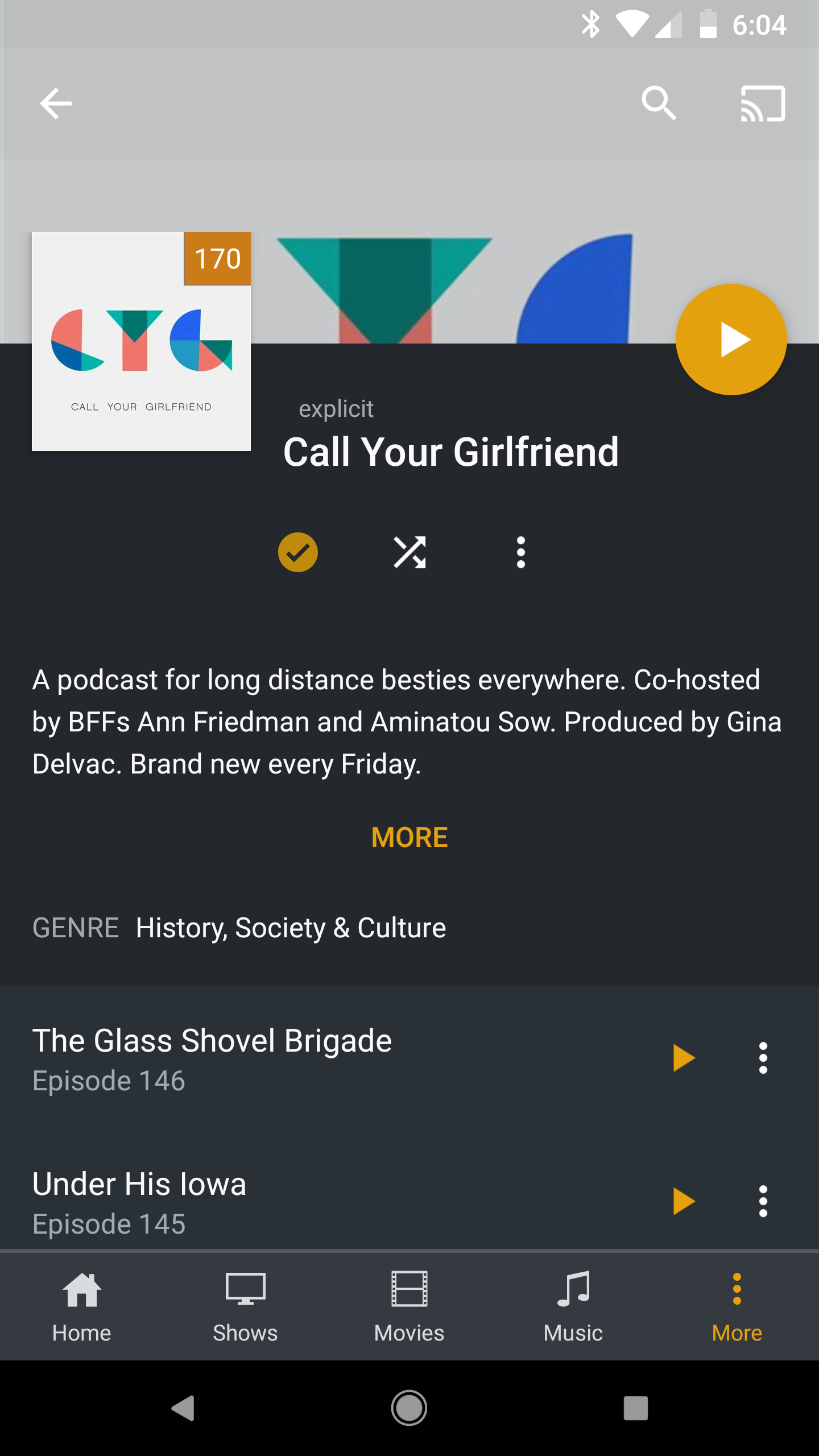 Plex overhauls mobile app with customizable home screen, podcast