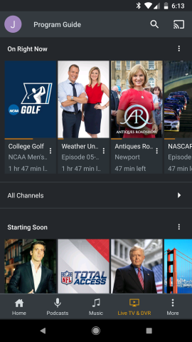Plex overhauls mobile app with customizable home screen