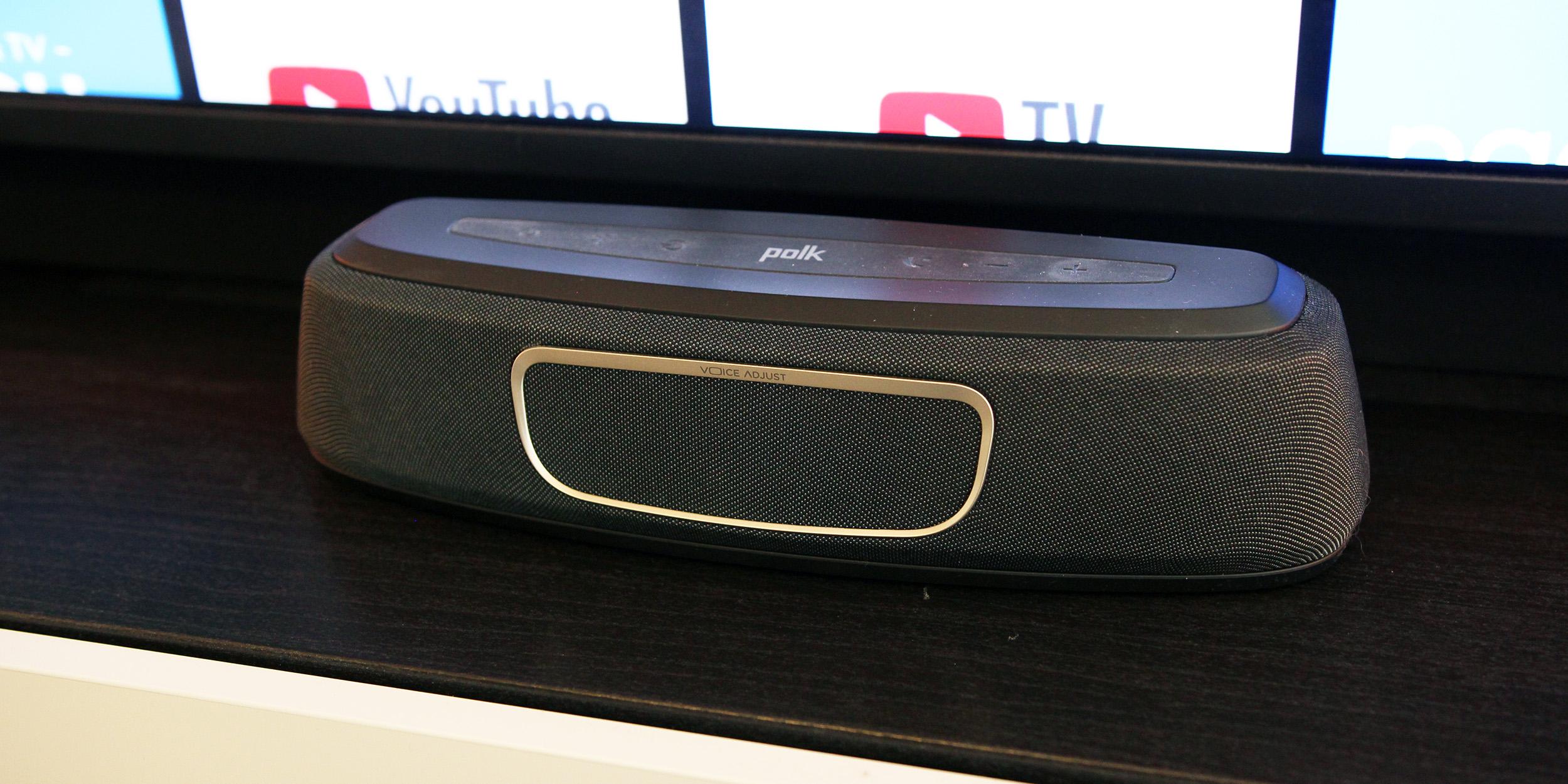 Review: Polk Audio's MagniFi Mini is a Chromecast soundbar