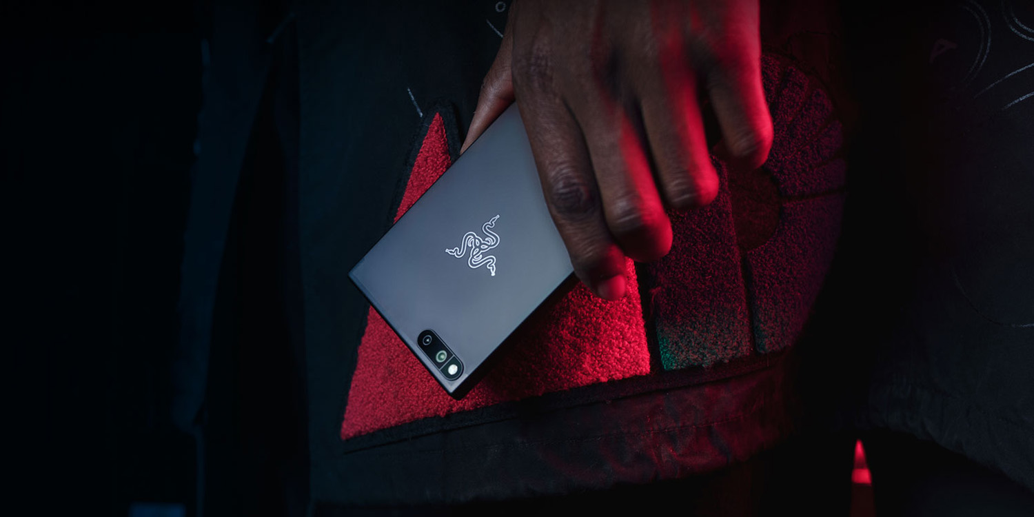 [Update: Available, but OTA paused] Original Razer Phone gets Android Pie in the 'coming weeks'