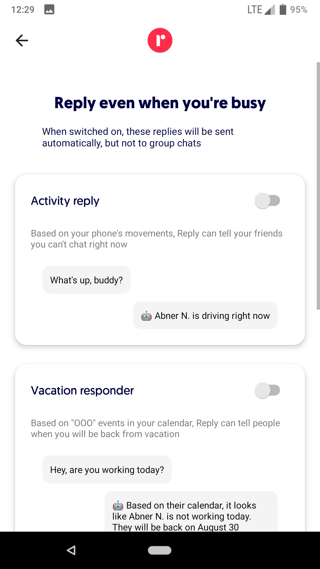 Google's Area 120 killing Reply, but features 'will live on