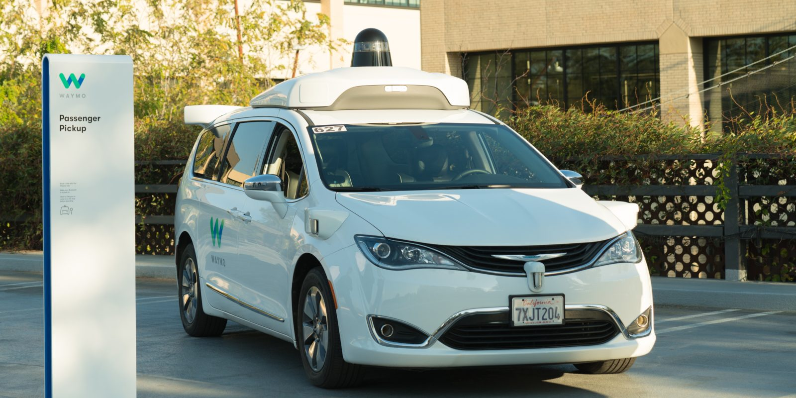 Waymo self-driving car service launching soon, competing w