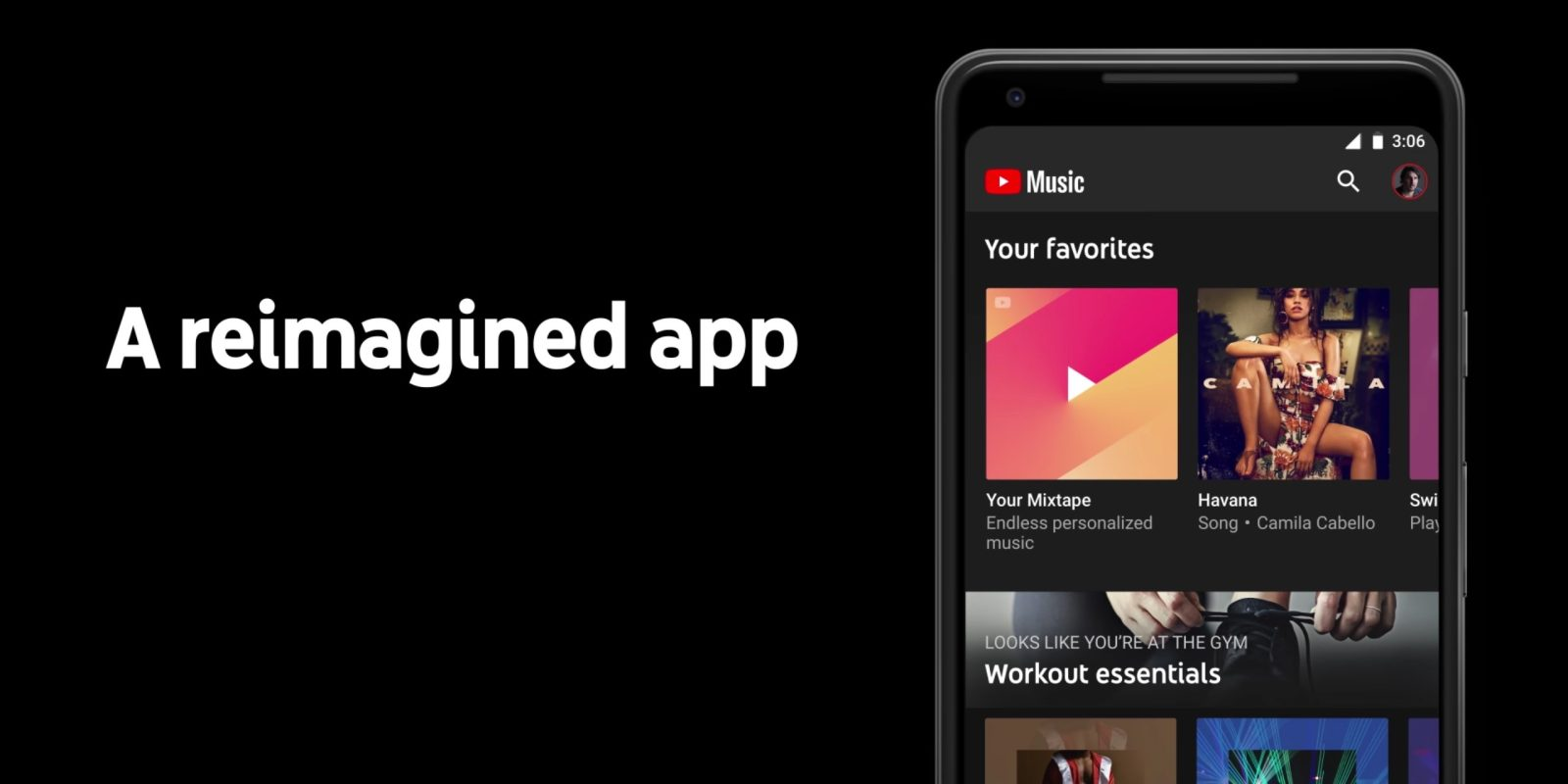 New YouTube Music begins rolling out today w/ Smart search, new