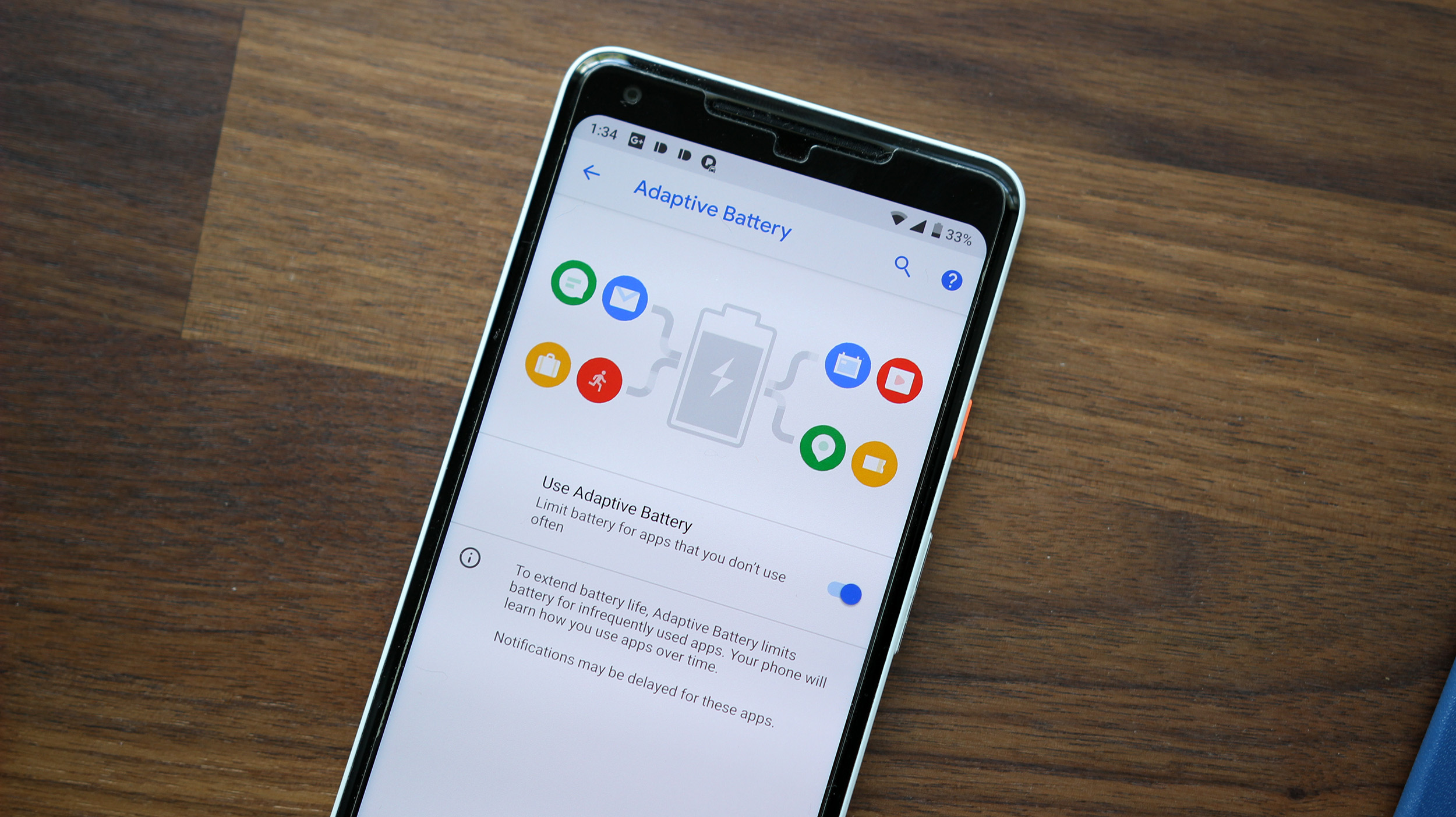 has your battery life been worse on android 9 pie poll