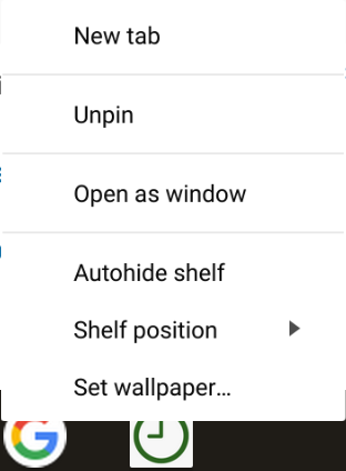 How to use websites as apps on Chrome OS following 'Add to