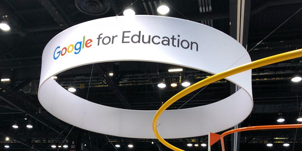 Google Education ISTE 2019
