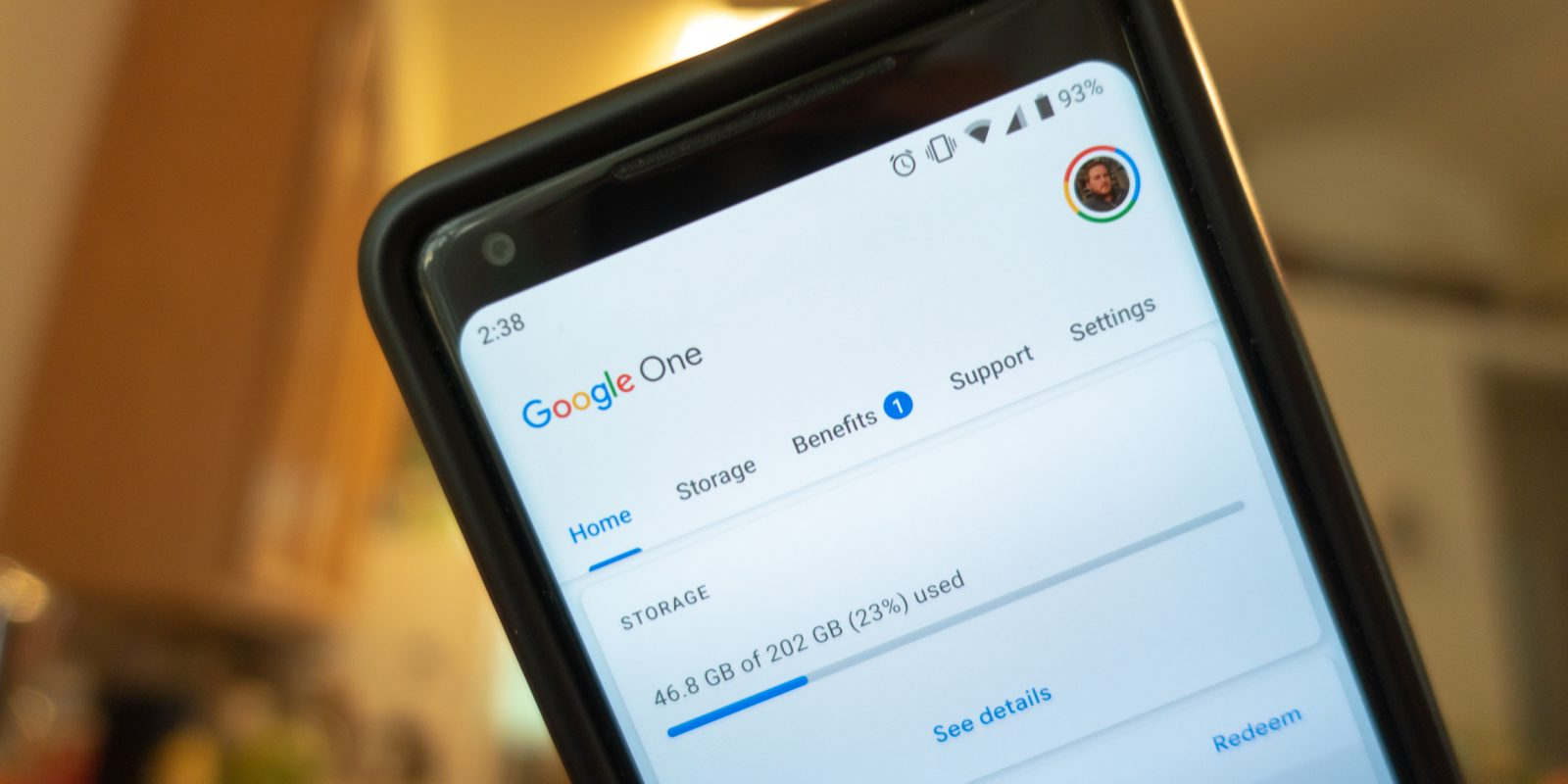 Hands-on: Google One app makes it easy to manage storage