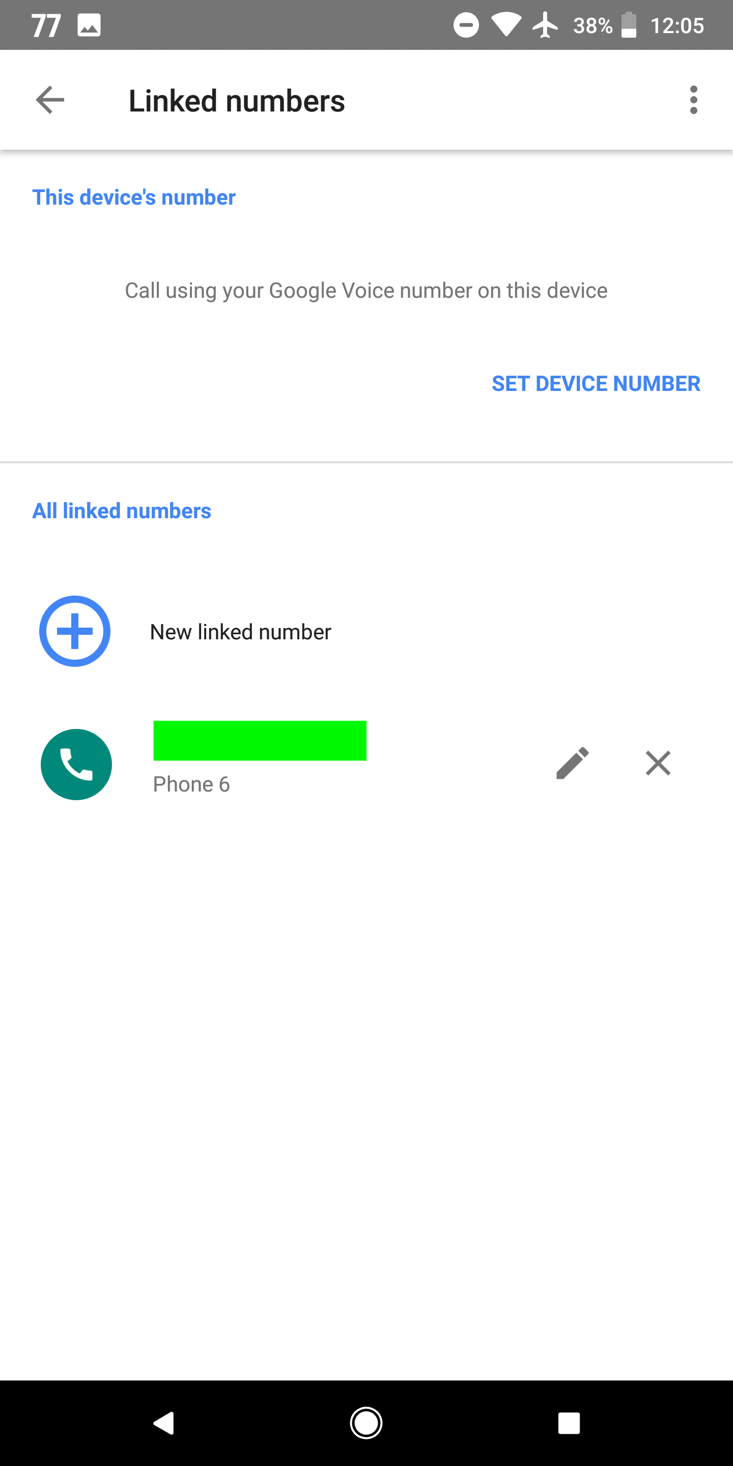 Google Voice Adds Signed In Devices List Preps Incoming Call