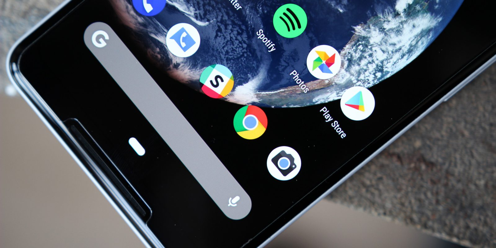 Chrome for Android adds Google avatar on New Tab page