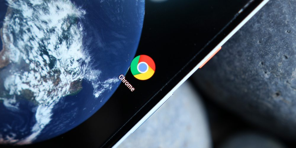 Google Chrome for Android logo