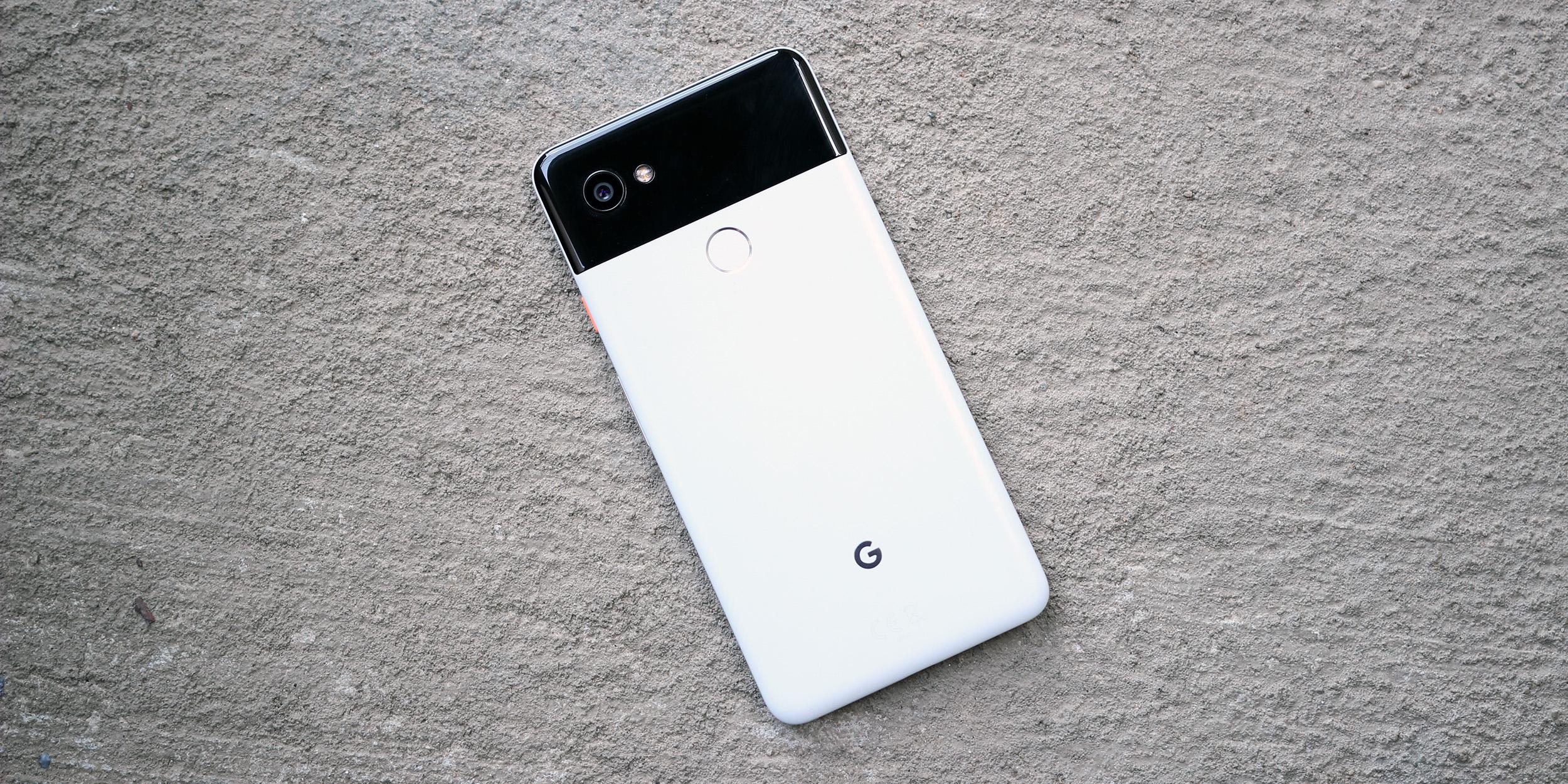 Upcoming Google Pixel 2 XL update will fix slow unlocking bug