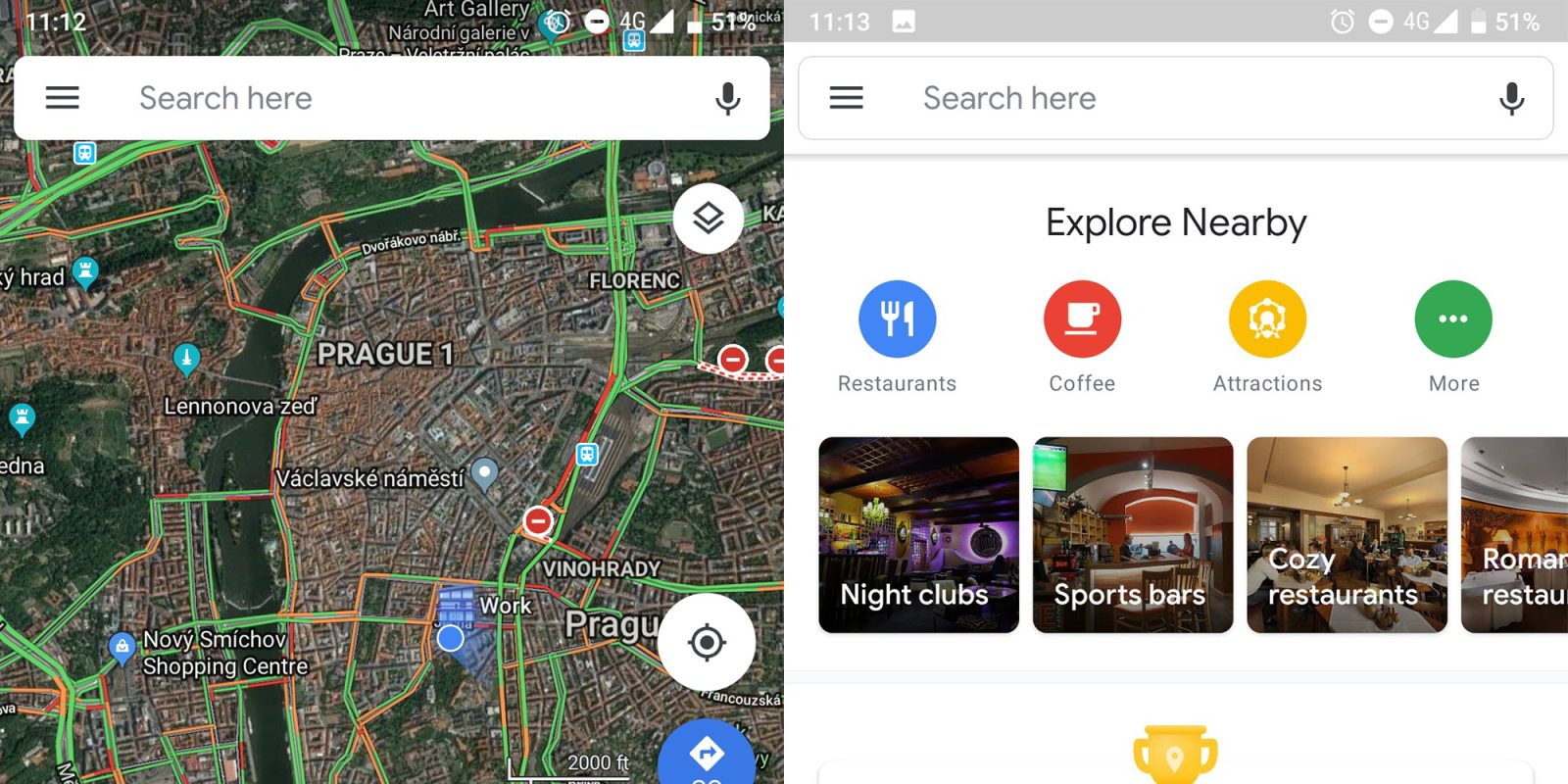 Google Maps testing new Material Theme design, rolling out now to some users [Gallery]