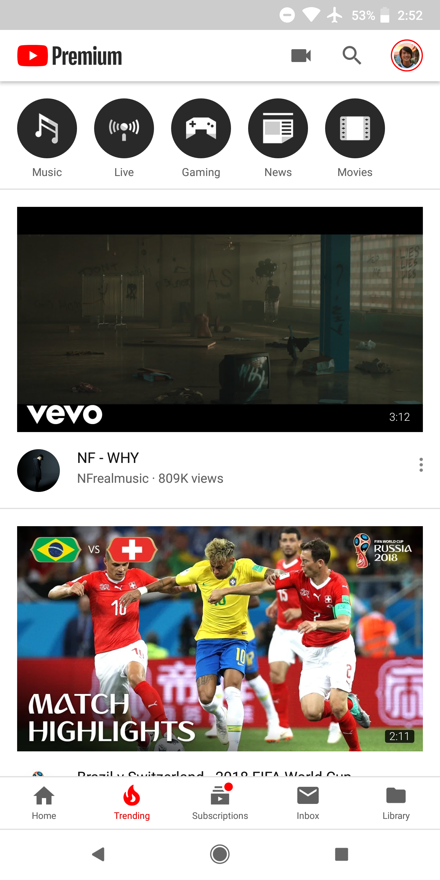 84be10733915 YouTube Music   Premium rolling out to 17 countries today as Family ...
