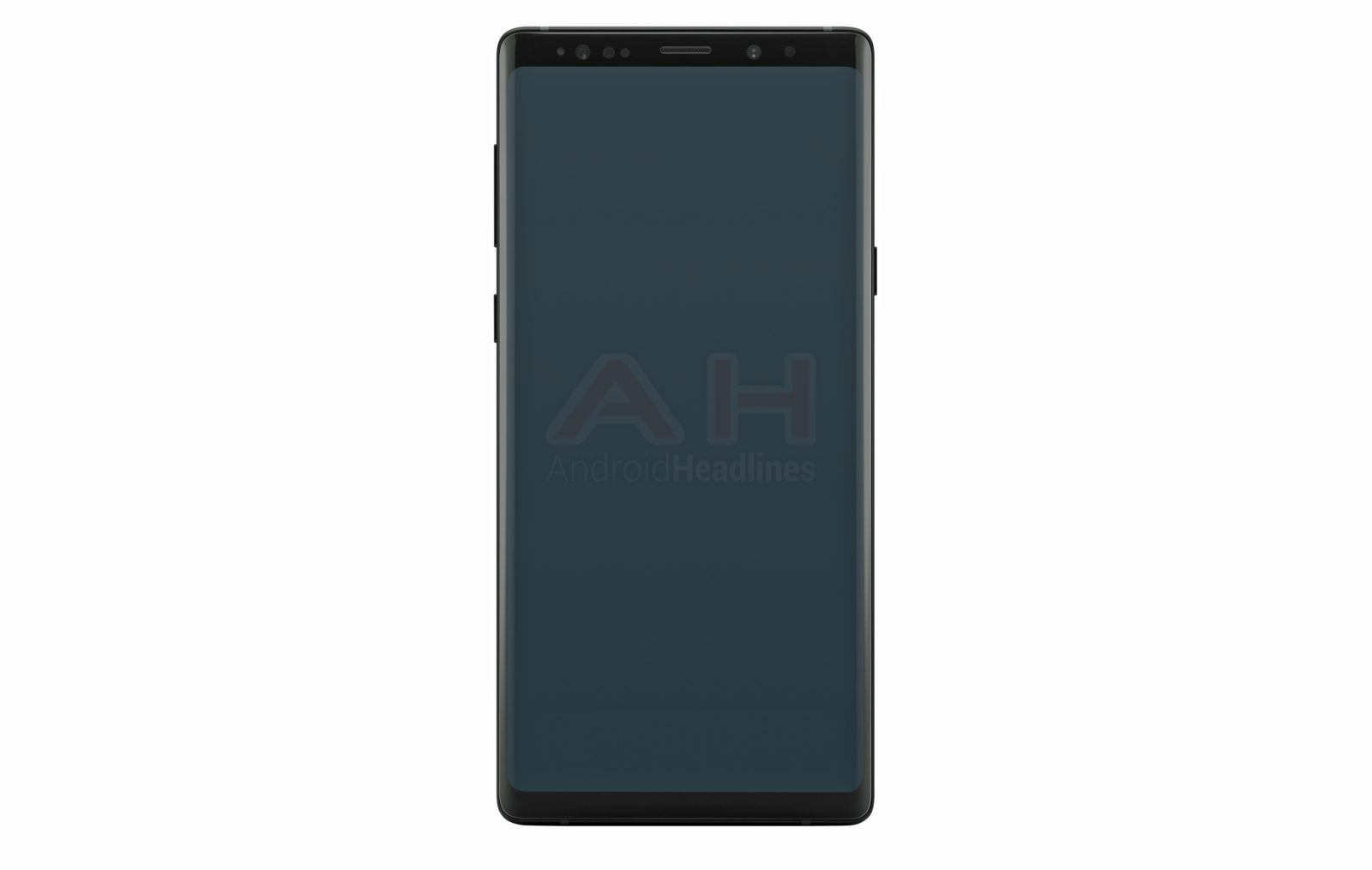 Samsung Galaxy Note 9 Leaked Render