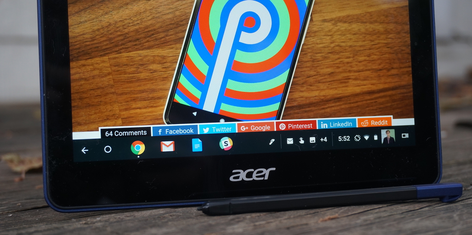Review: Acer's Chromebook Tab 10 is great for school, not as much