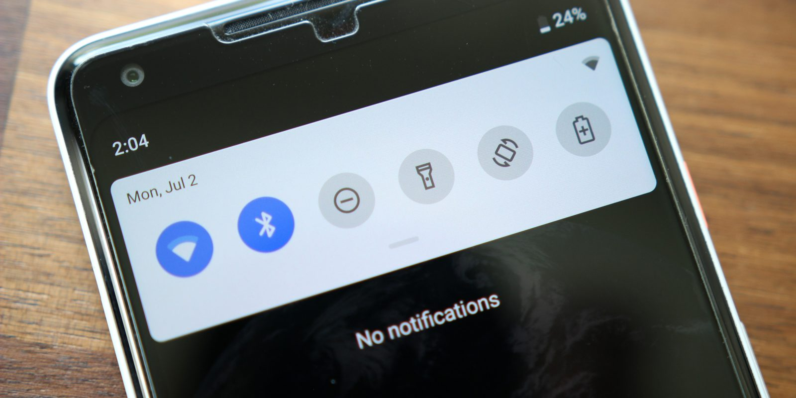 WPS is no longer available in Android P, Google may be ditching
