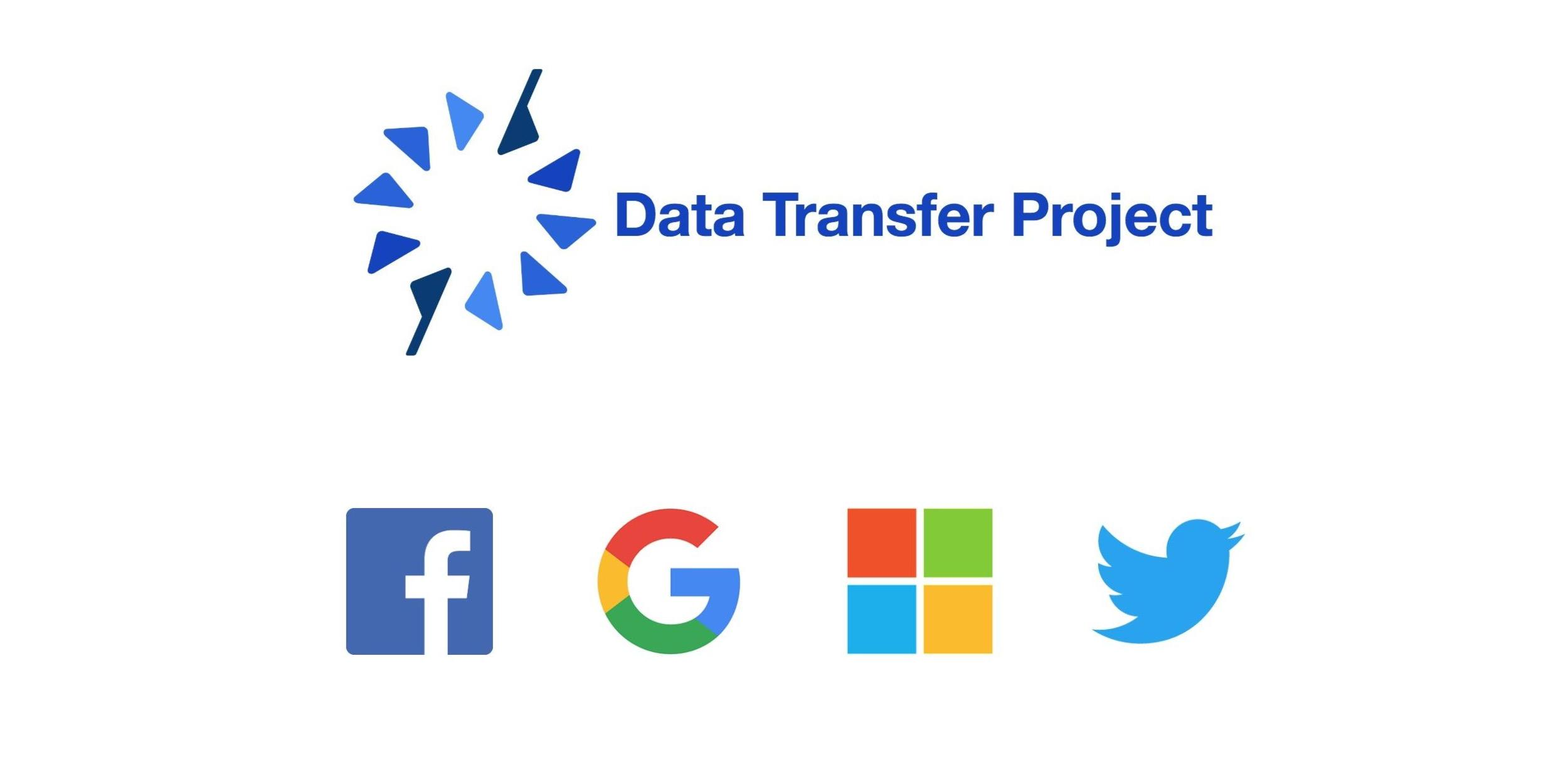 google microsoft facebook twitter s data transfer project simplifies switching services