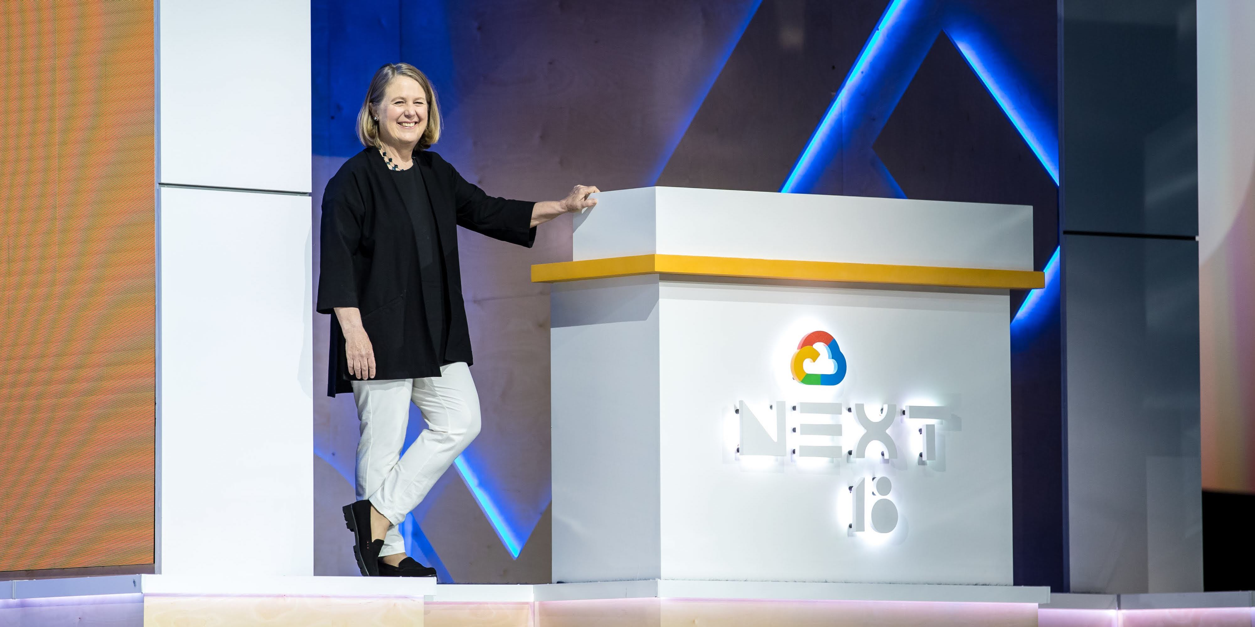 Google Cloud CEO Diane Greene leaving in January, Oracle president taking over