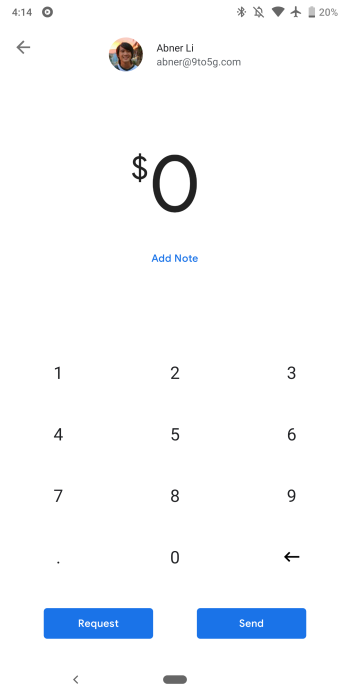 how to change payment details for google app