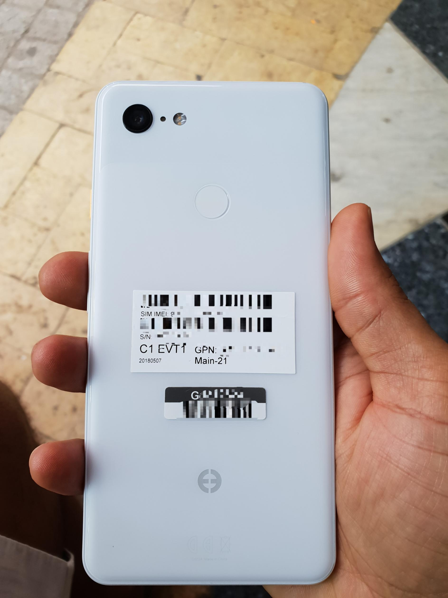 Every single leaked Google Pixel 3, 3 XL render & photo [Gallery