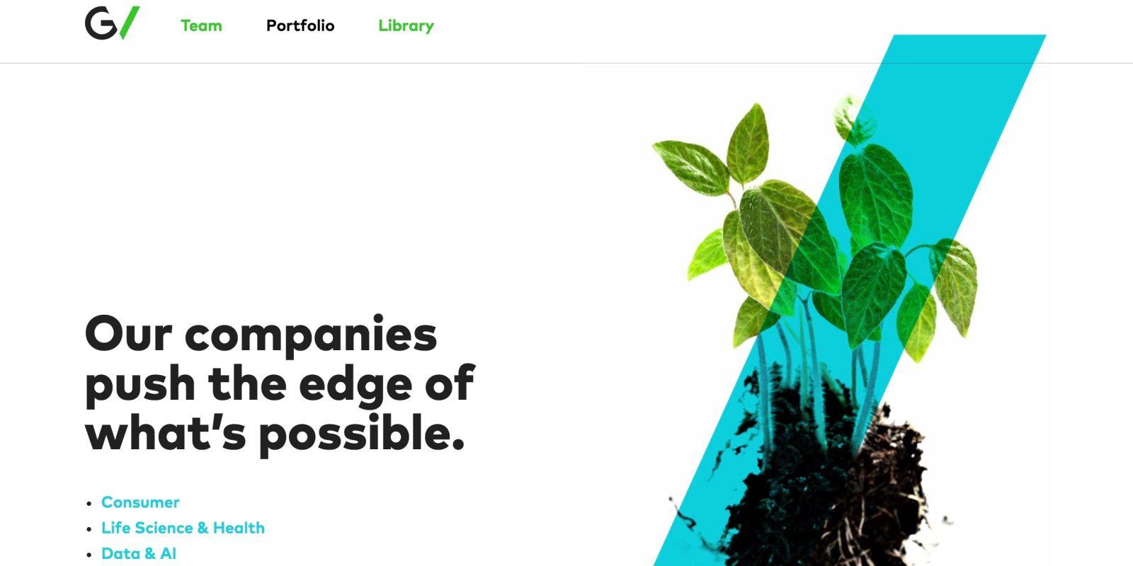 GV (Google Ventures) - 9to5Google