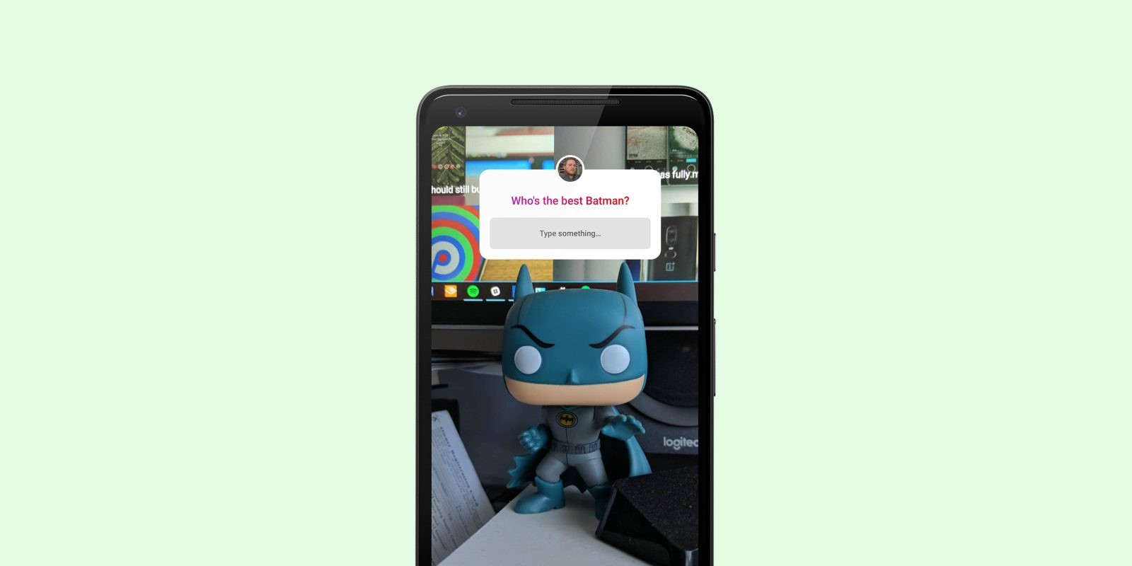 How to use the Instagram Story Question Sticker on Android