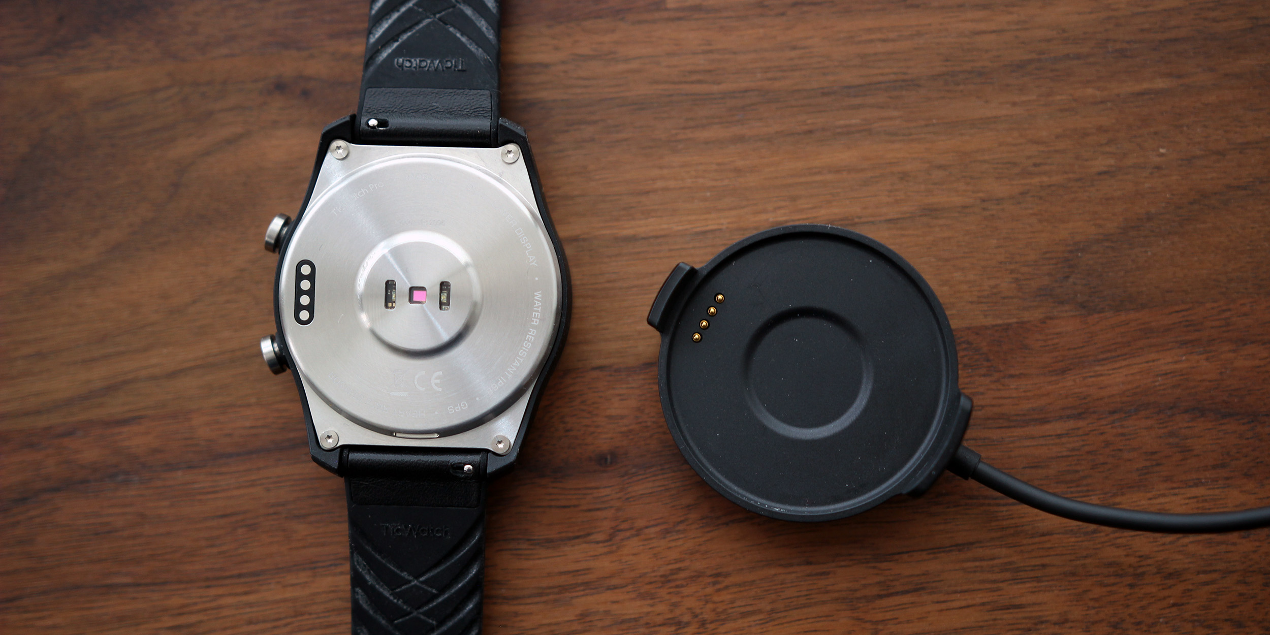 Ticwatch Pro Review: The Wear OS battery king is my new