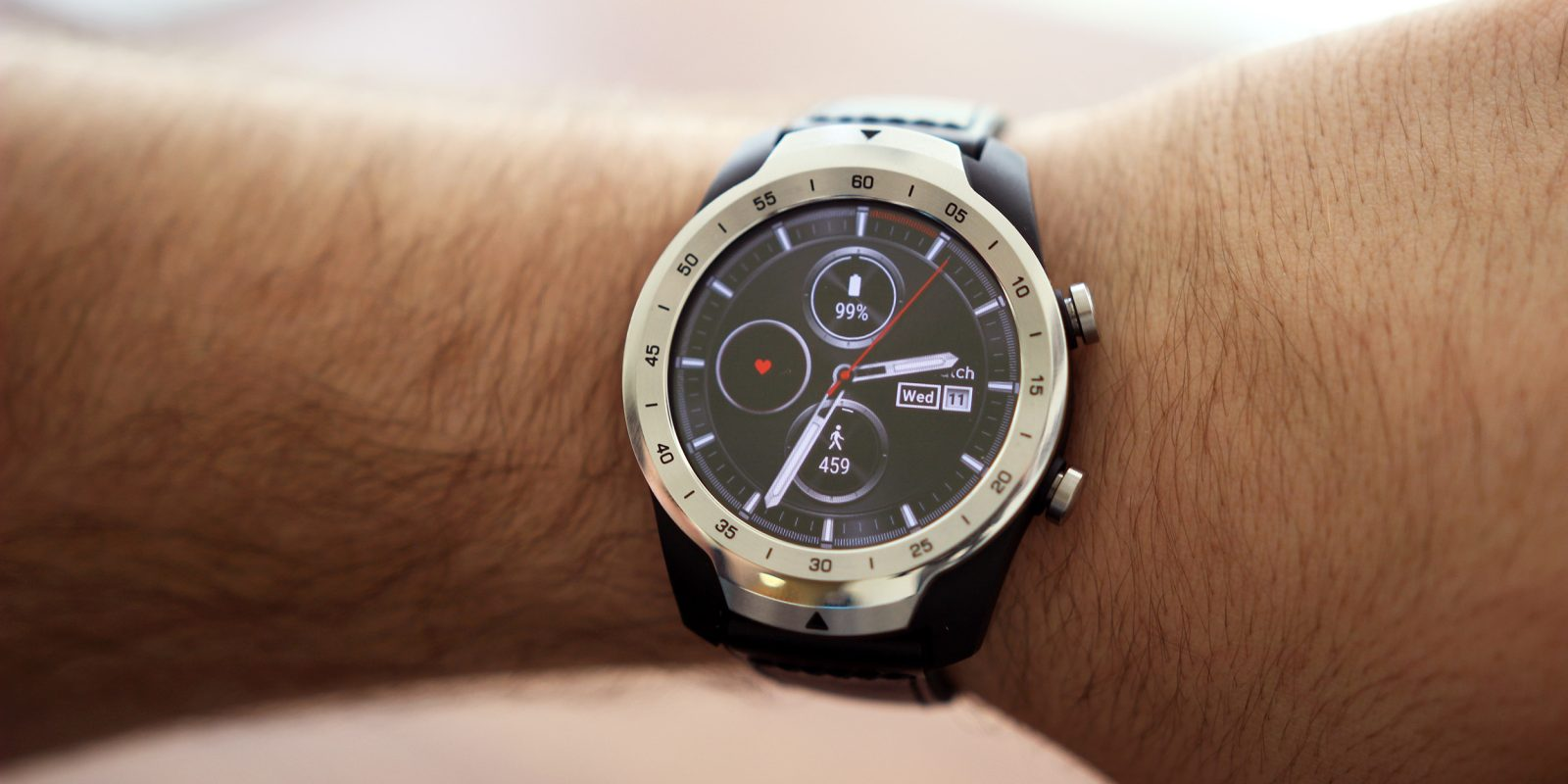 Ticwatch Pro Review The Wear Os Battery King Is My New Favorite Android Smartwatch 9to5google