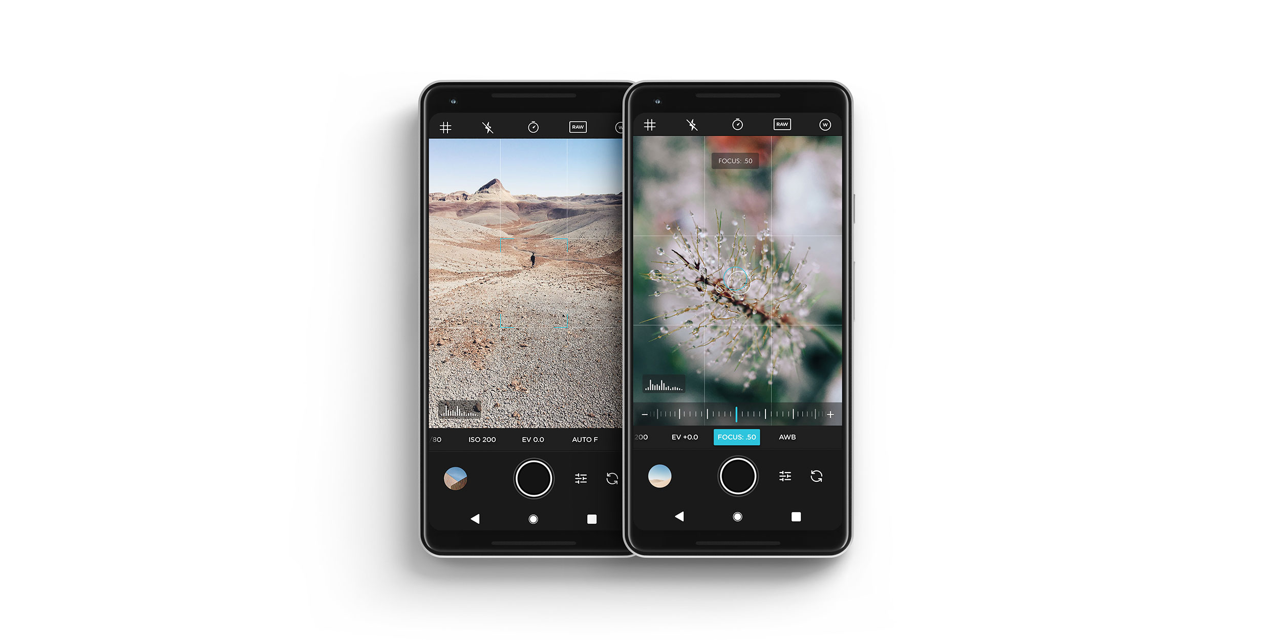 moment pro camera brings full manual camera controls to android rh 9to5google com Android 4.0 Android 4 1 Jelly Beaan