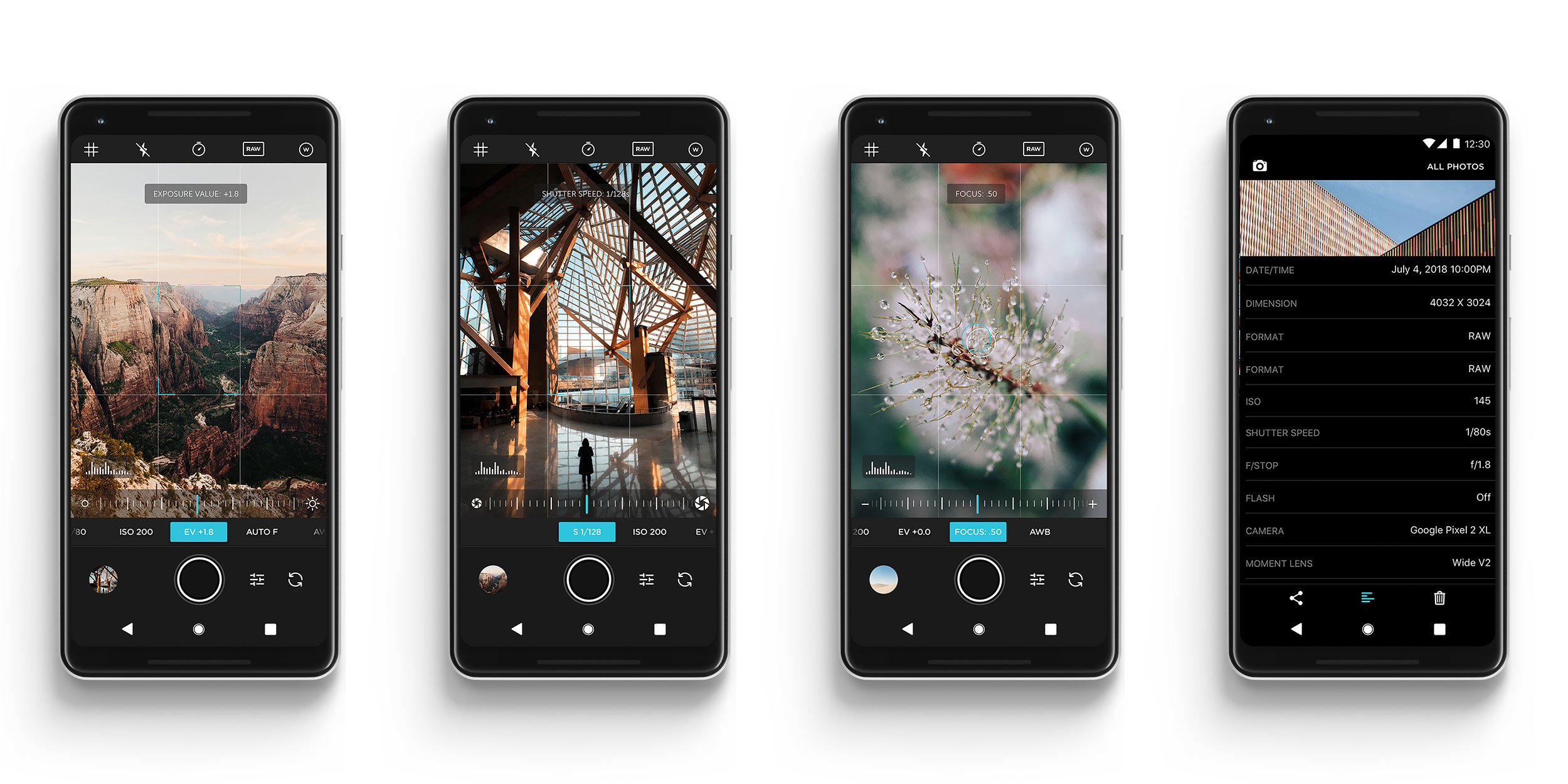 Moment Pro Camera' brings full manual camera controls to