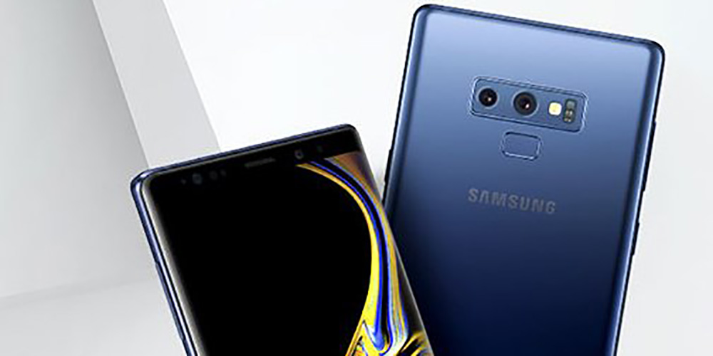 samsung galaxy note 9 render shows off dual cameras yellow s pen first hands on leaks