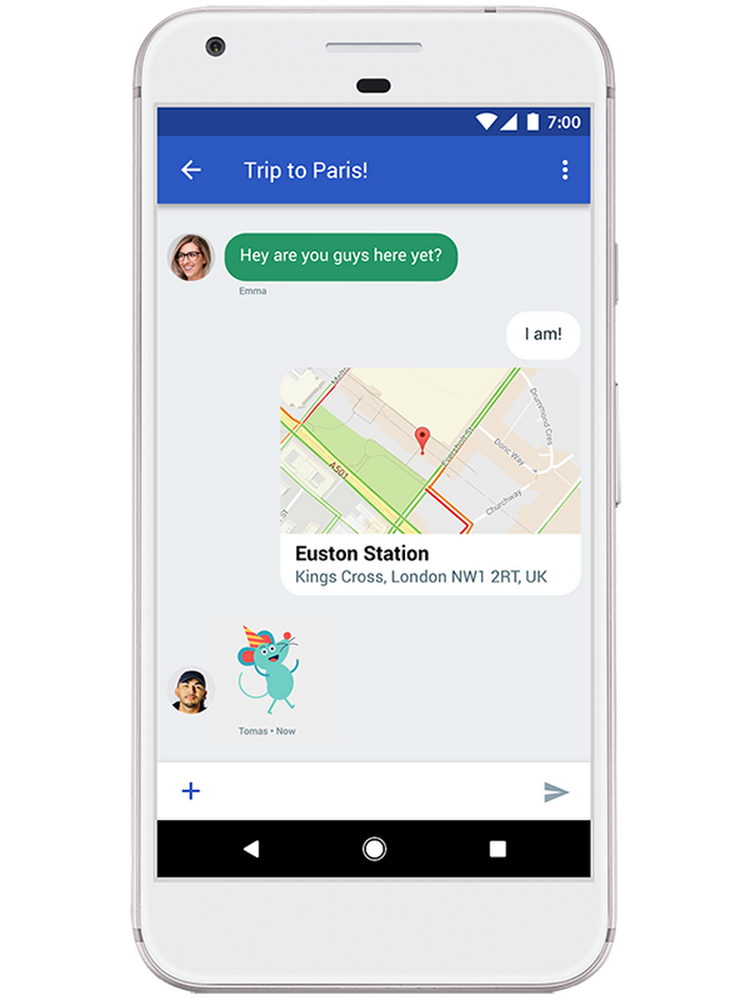 Chat me: Android Messages, RCS, 'Chat,' and Google's involvement