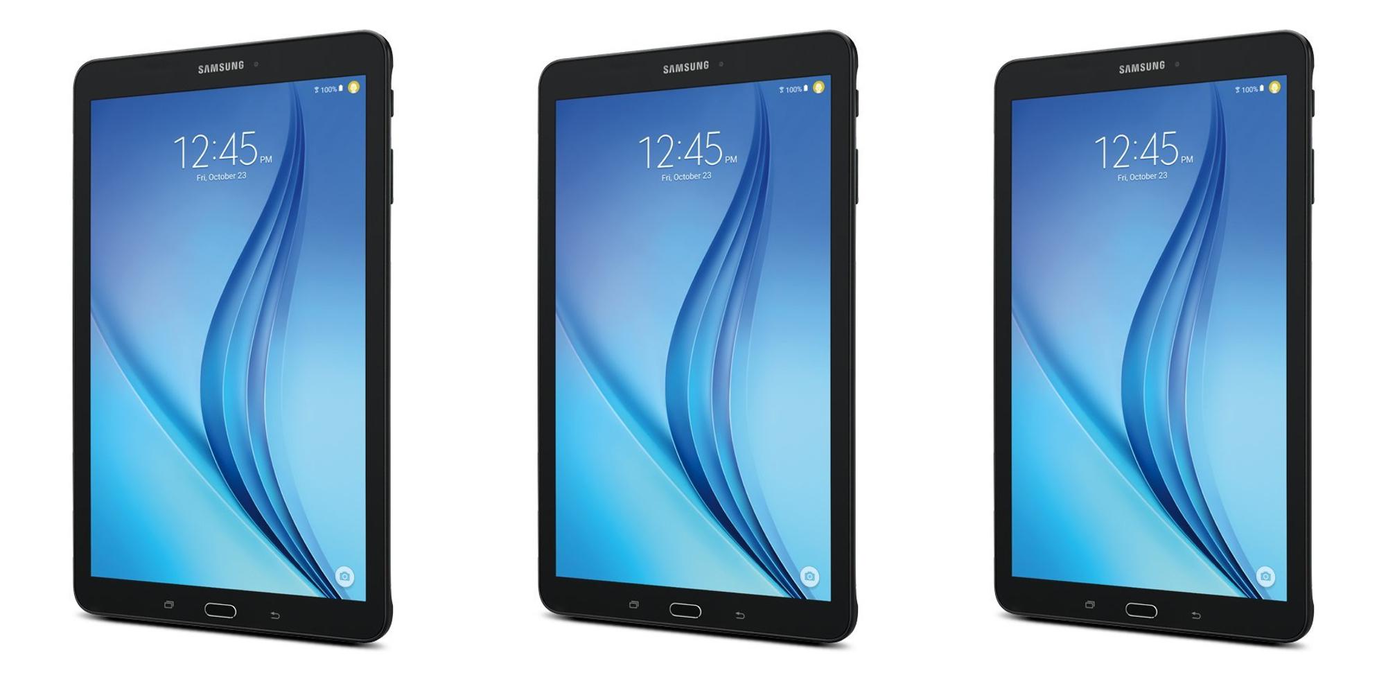 9to5Toys Mittagspause: Samsung Galaxy Tab E 16 GB $ 150, DJI Spark Bundle (Refurb) $ 349, Yamaha Sound Bar $ 150, mehr