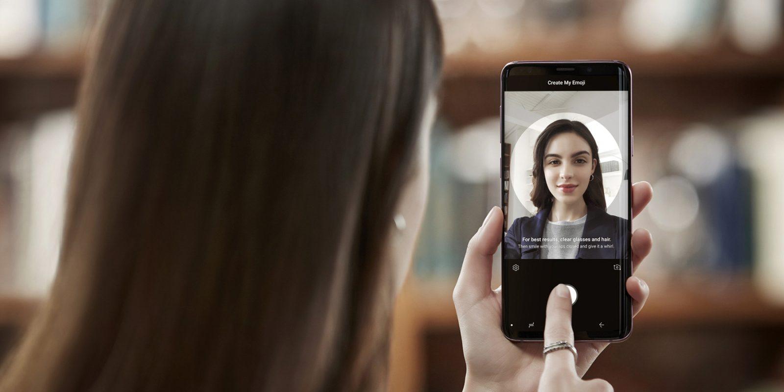 Samsung AR Emoji update offers more fine tuning, improved