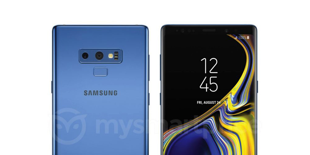 Samsungs Wireless Charger Duo Charges Your Phone Galaxy Watch Note 9 Leaks In New Colors Update