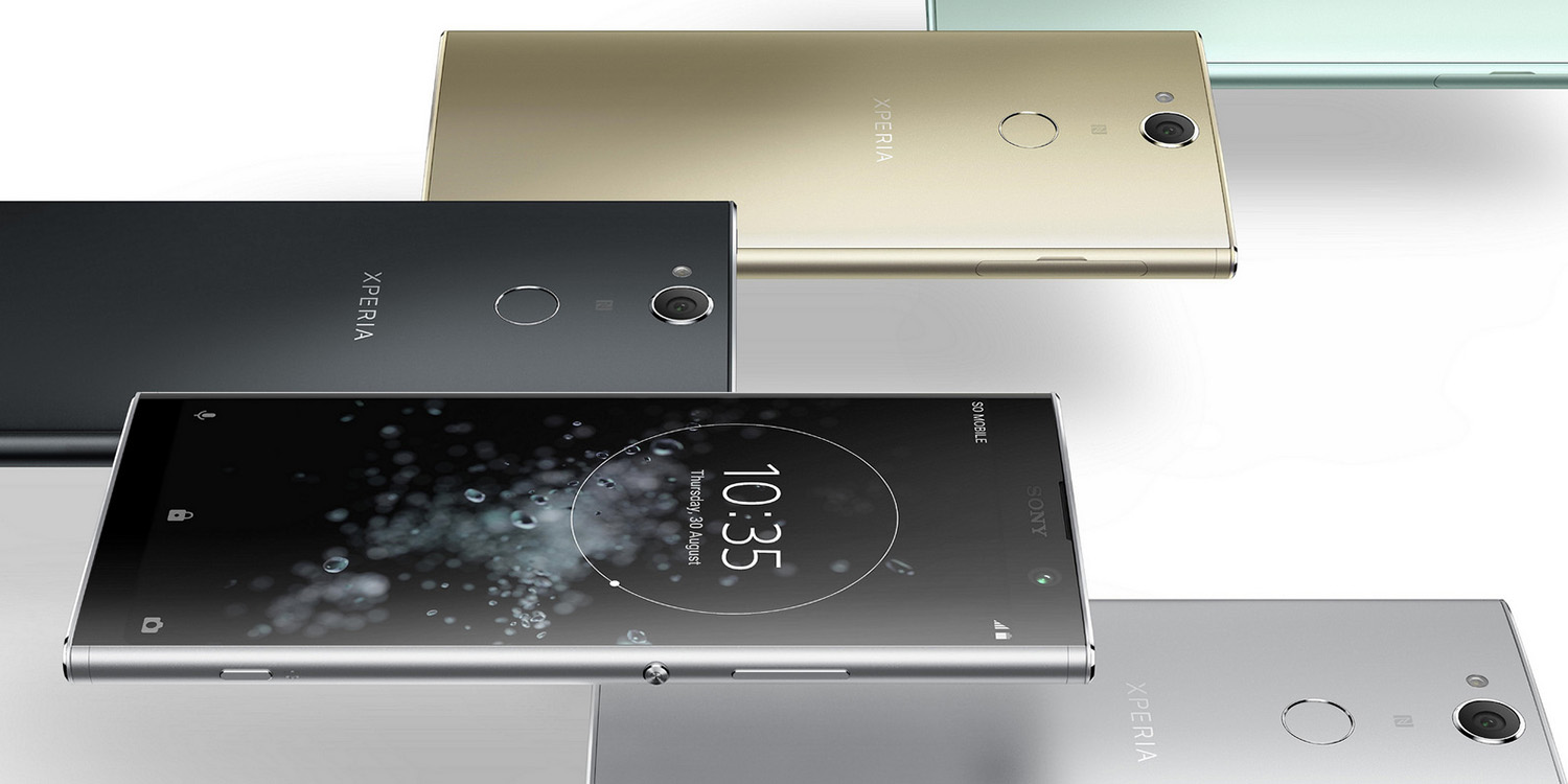 sony xperia xa2 plus announced w 6 inch 18 9 display slimmer bezels snapdragon 630