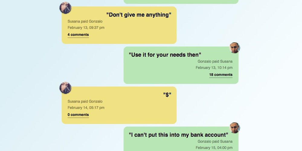 venmo s default settings expose alarming personal data shows analysis of 200m transactions