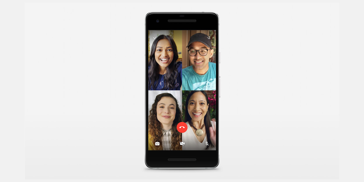 WhatsApp Group Video Call up to Four members goes live -technology updtaes-digital marketing