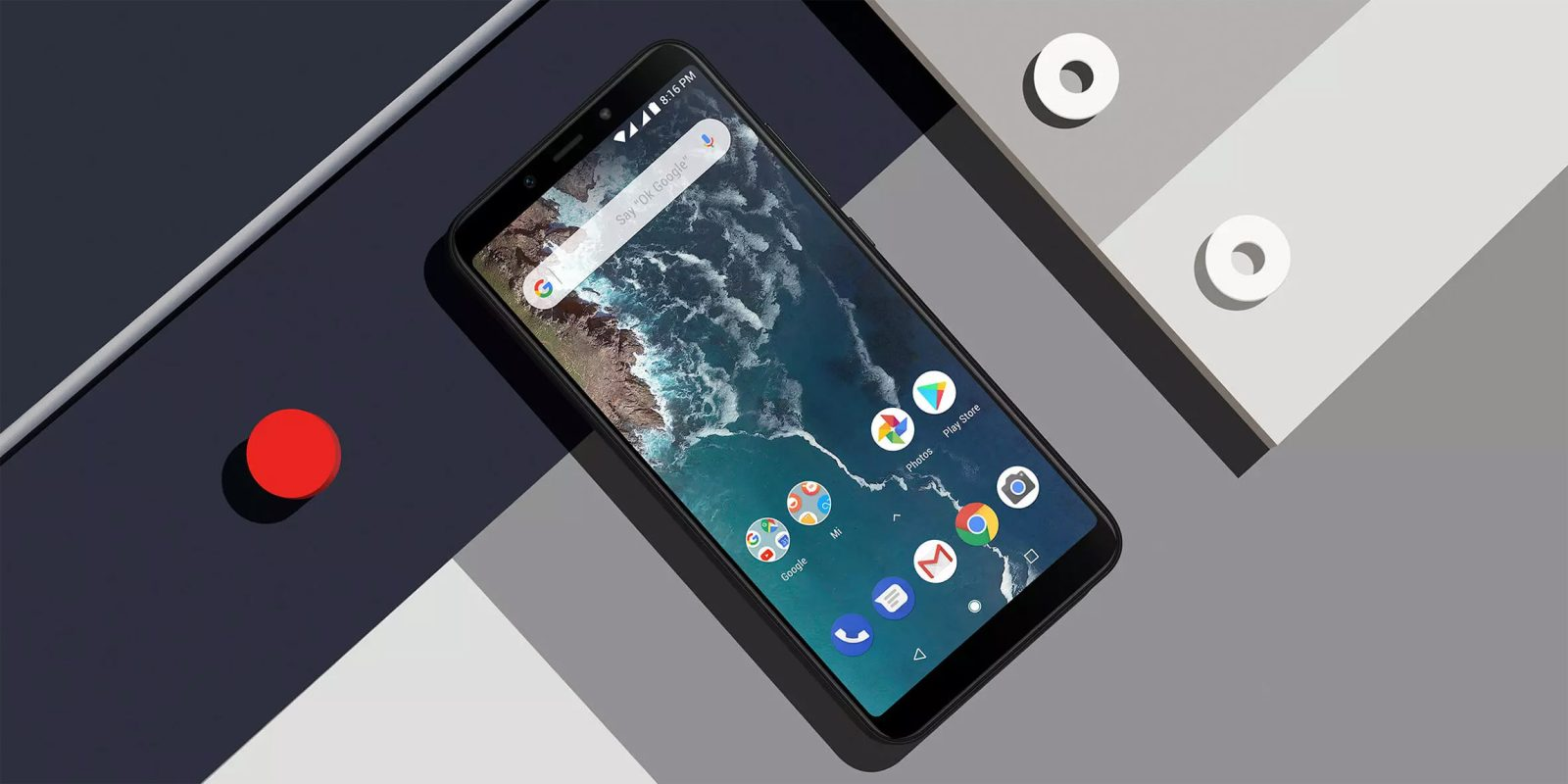 Image result for xiaomi mi a2 Android Pie