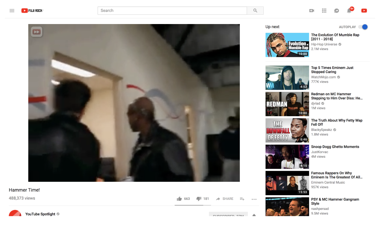 youtube s desktop player now supports vertical videos w dynamic