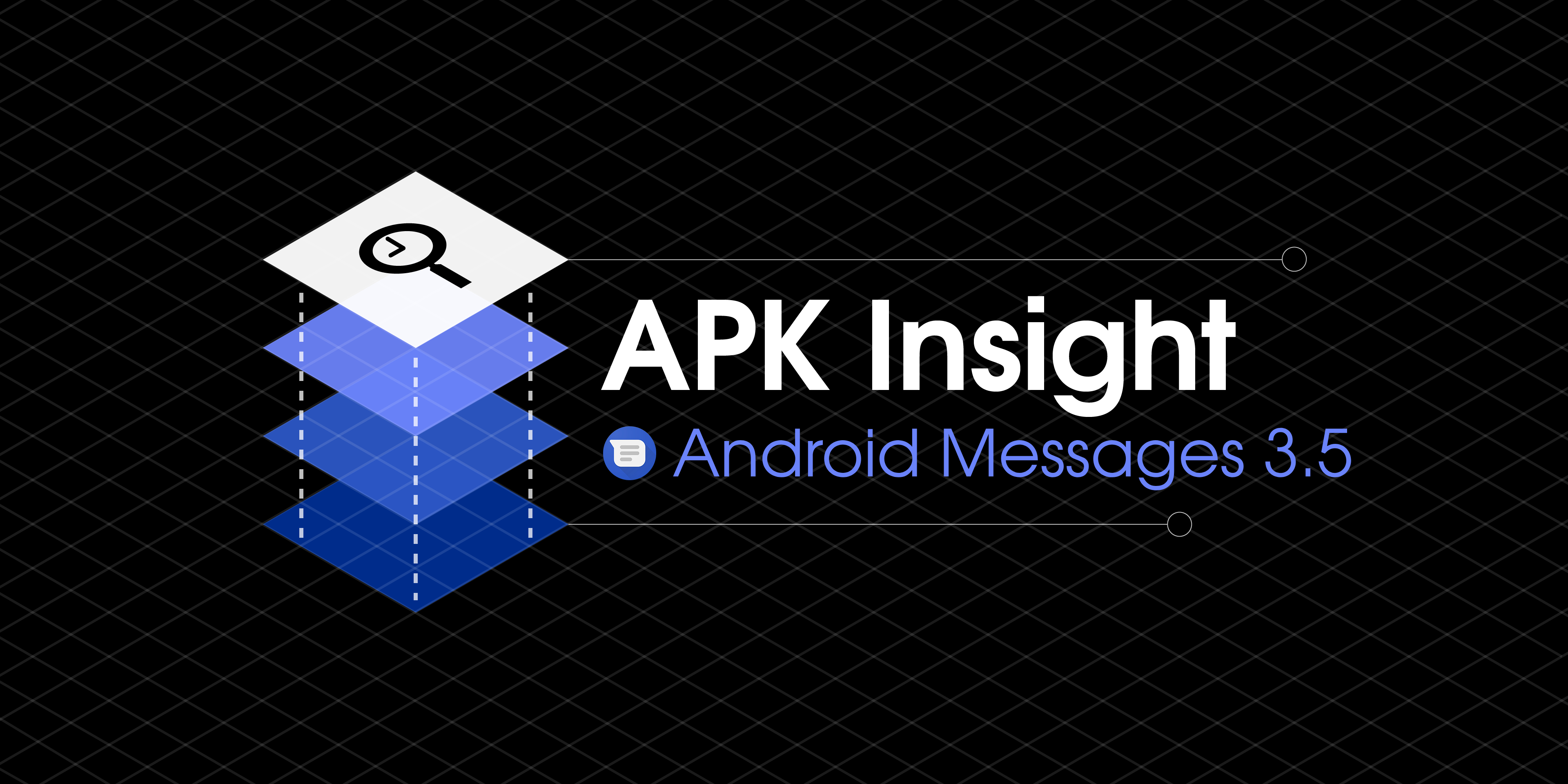android messages 3 5 preps custom minis avatar stickers revamped search apk insight