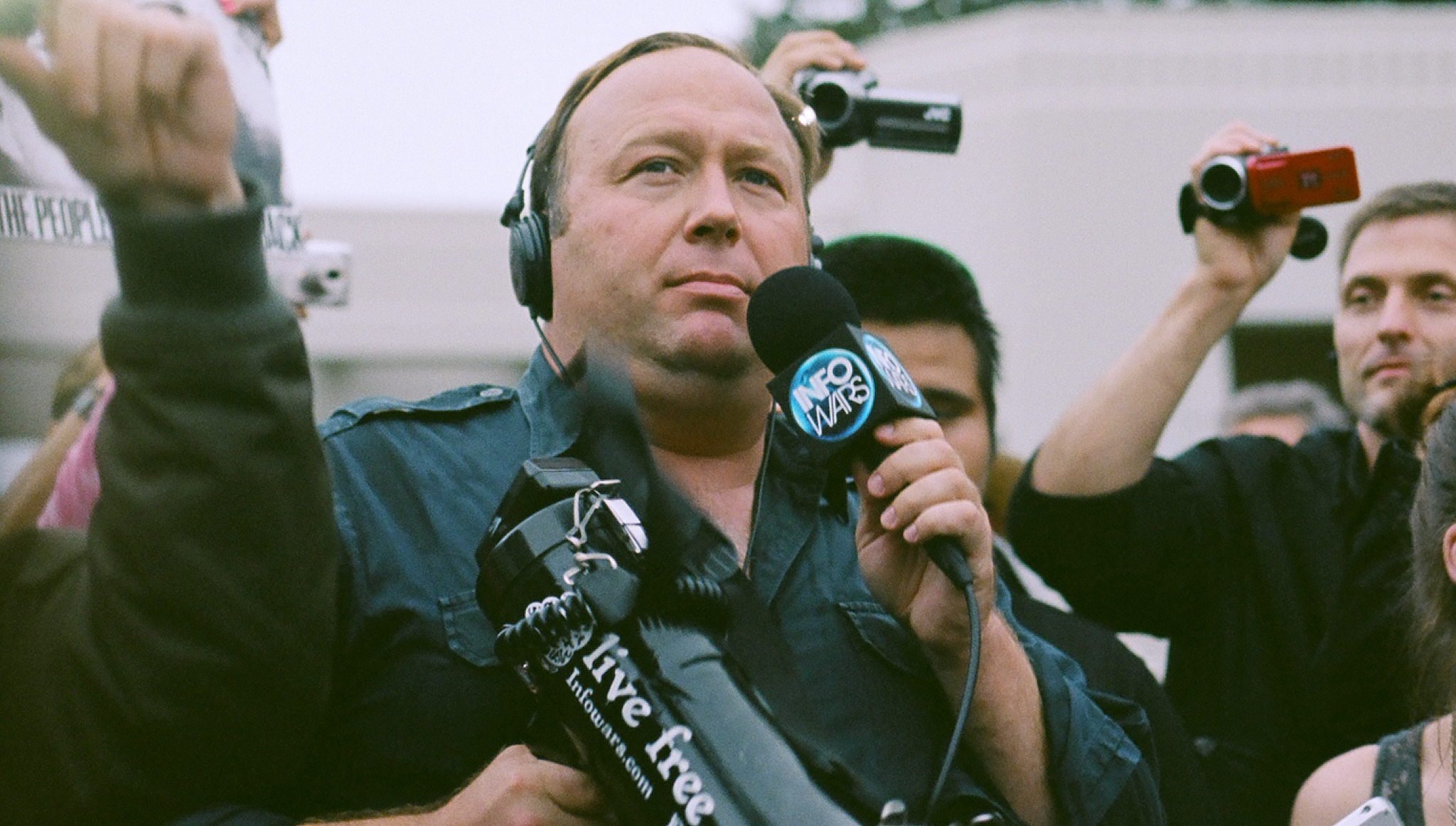 youtube removes alex jones channel for violating its community guidelines