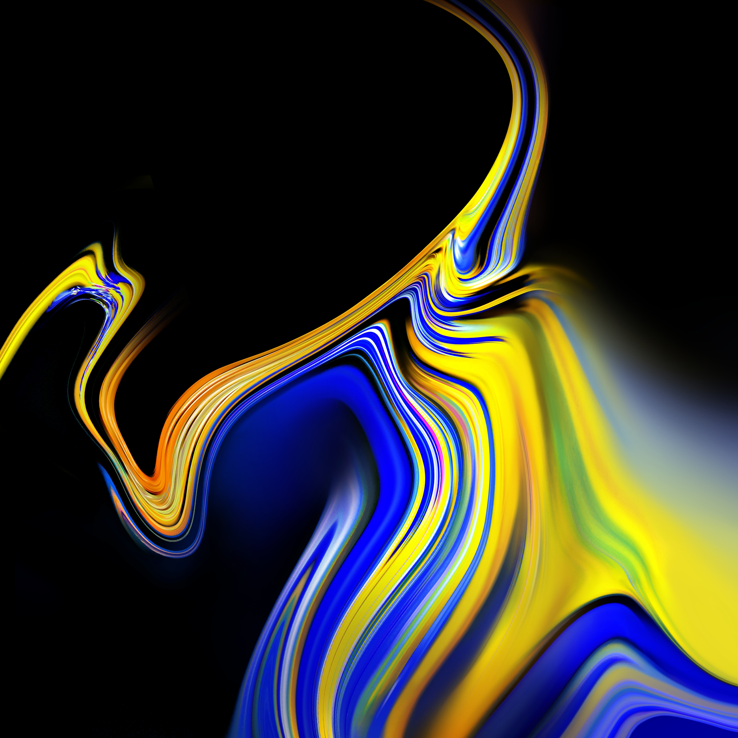 Download The Samsung Galaxy Note 9s Default Wallpapers Here