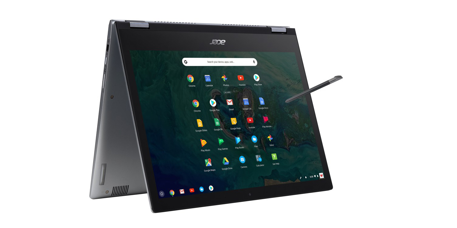 acer chromebook 13 and chromebook spin 13 will arrive in september starting at 650