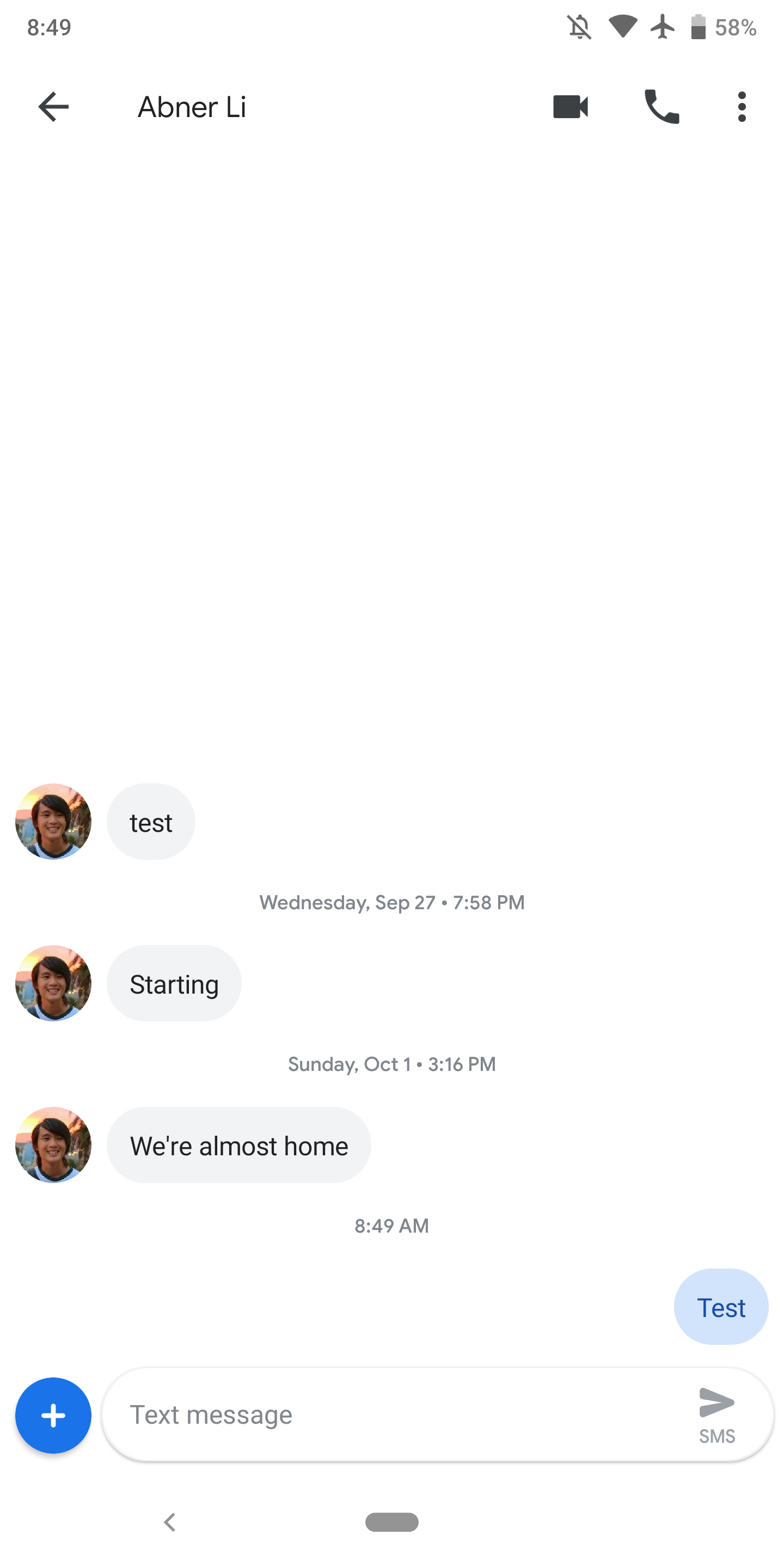 Android Messages 3 5 preps custom 'Minis' avatar stickers