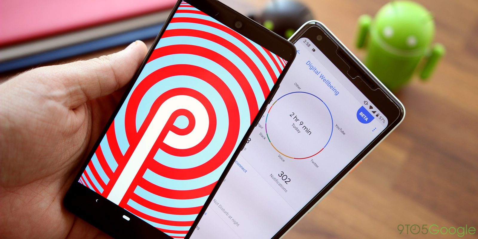 This week's top stories: Android Pie, Pixel 3 XL leaks