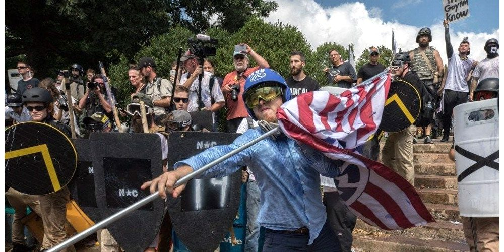 secure chat app could prove key to unmasking violent charlottesville white supremacists