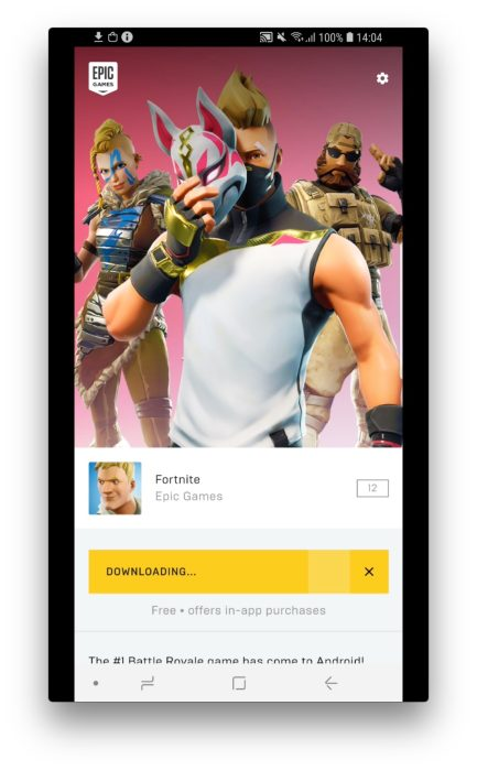 Google-found security flaw quickly proves why Fortnite