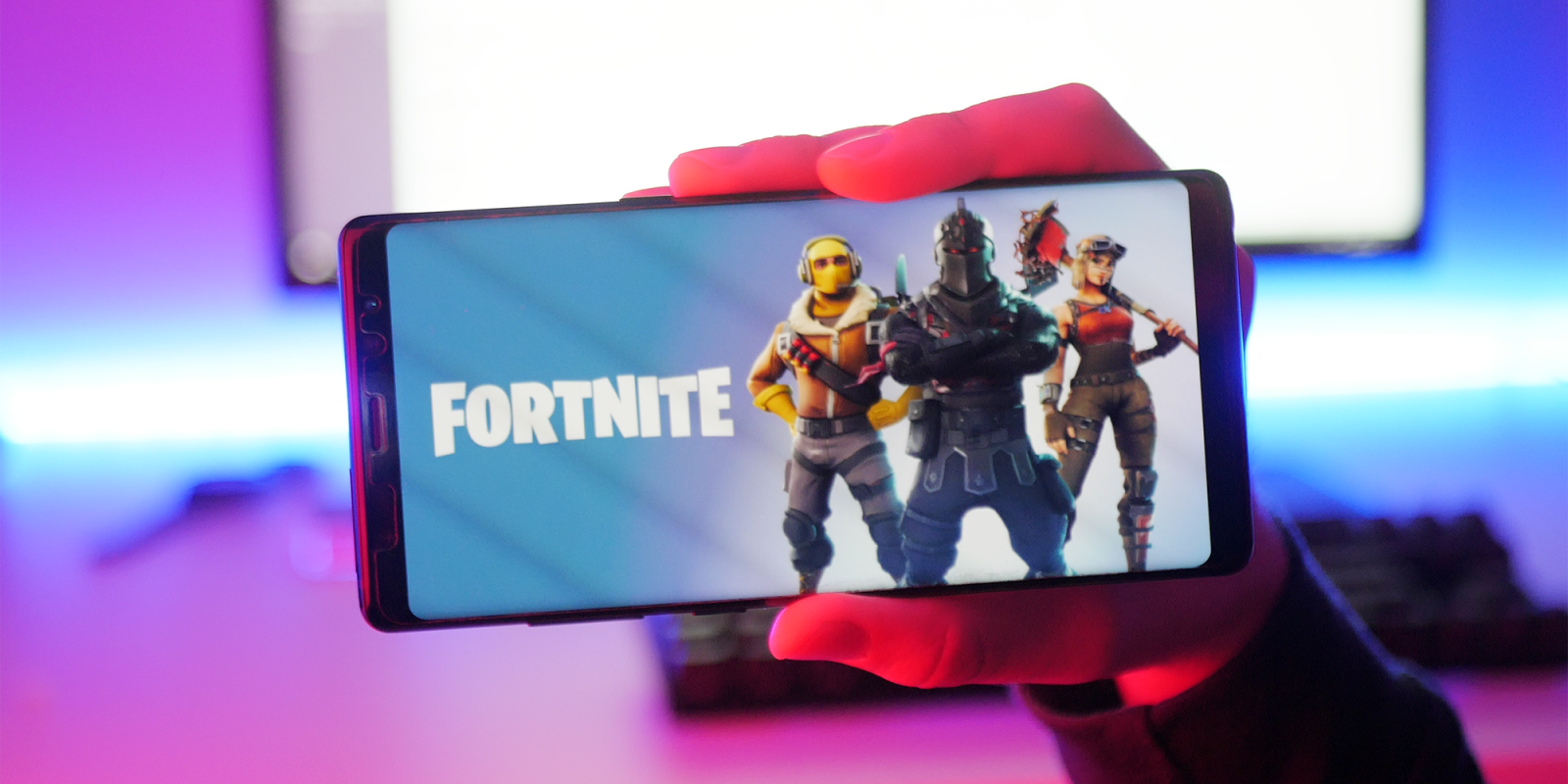 Google Play officially acknowledges that Fortnite is not in the Play