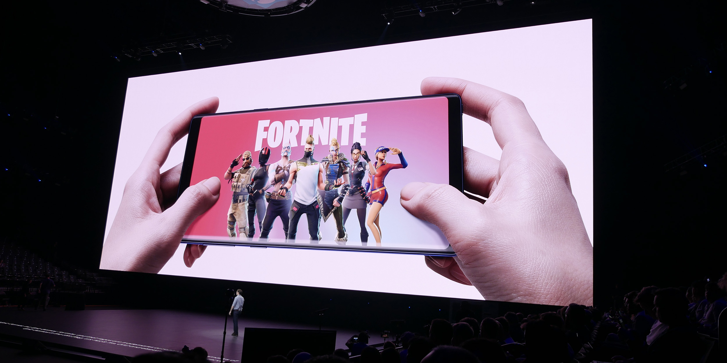 samsung contest lets you squad up w ninja on fortnite 10 000 v bucks for galaxy note 9 tab s4 buyers